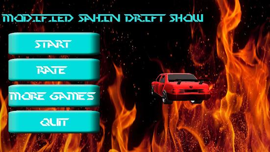 Modifieded Sahin Drift Show screenshot