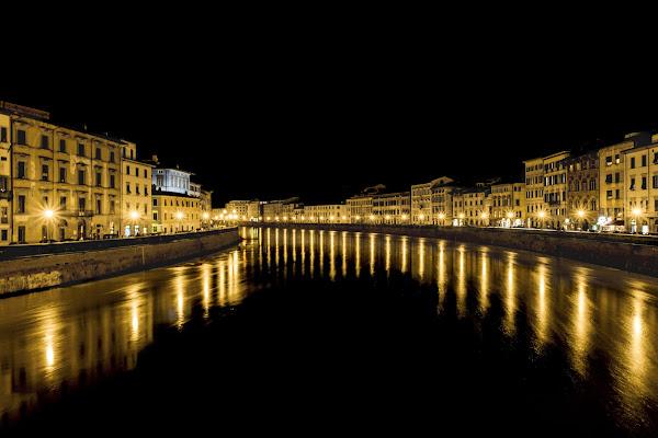 lights on the river di alfonso gagliardi