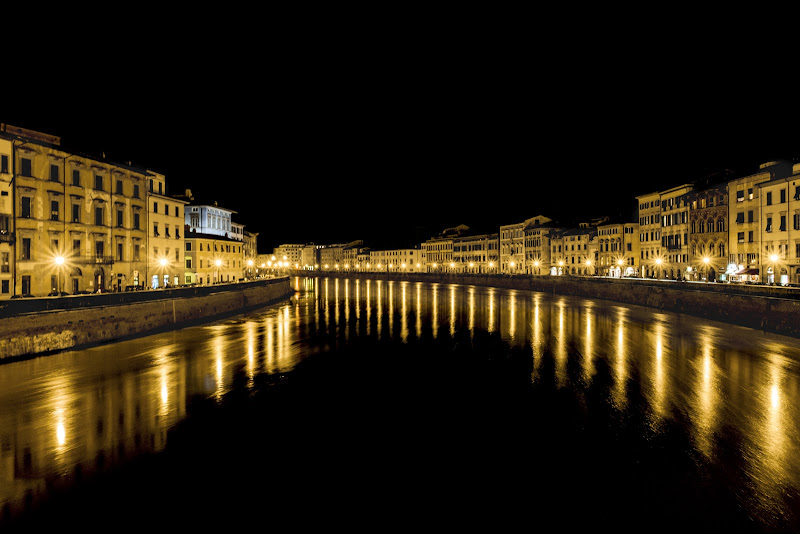 lights on the river di alfonso gagliardi