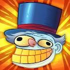 Troll Face Clicker Quest icon