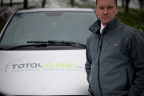 Simon Youngs - Total Clean Franchisee