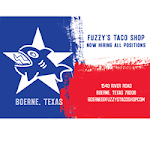 Logo for Fuzzy's Taco Shop