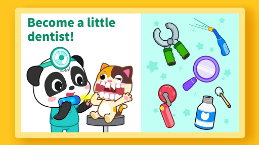 Baby Panda: Dental Care screenshot 4