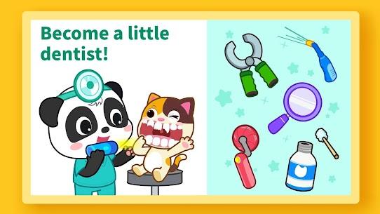 Baby Panda: Dental Care MOD (No Ads) 4