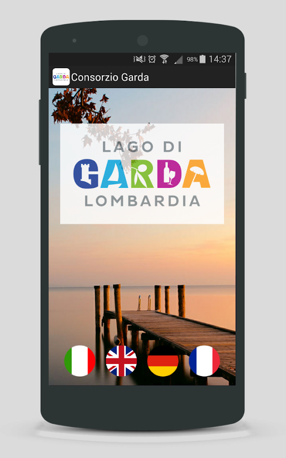 Lake Garda Lombardy- screenshot