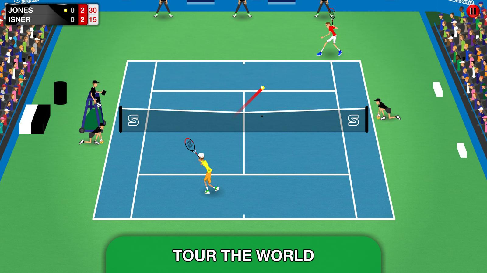 Stick Sports Tennis 21
