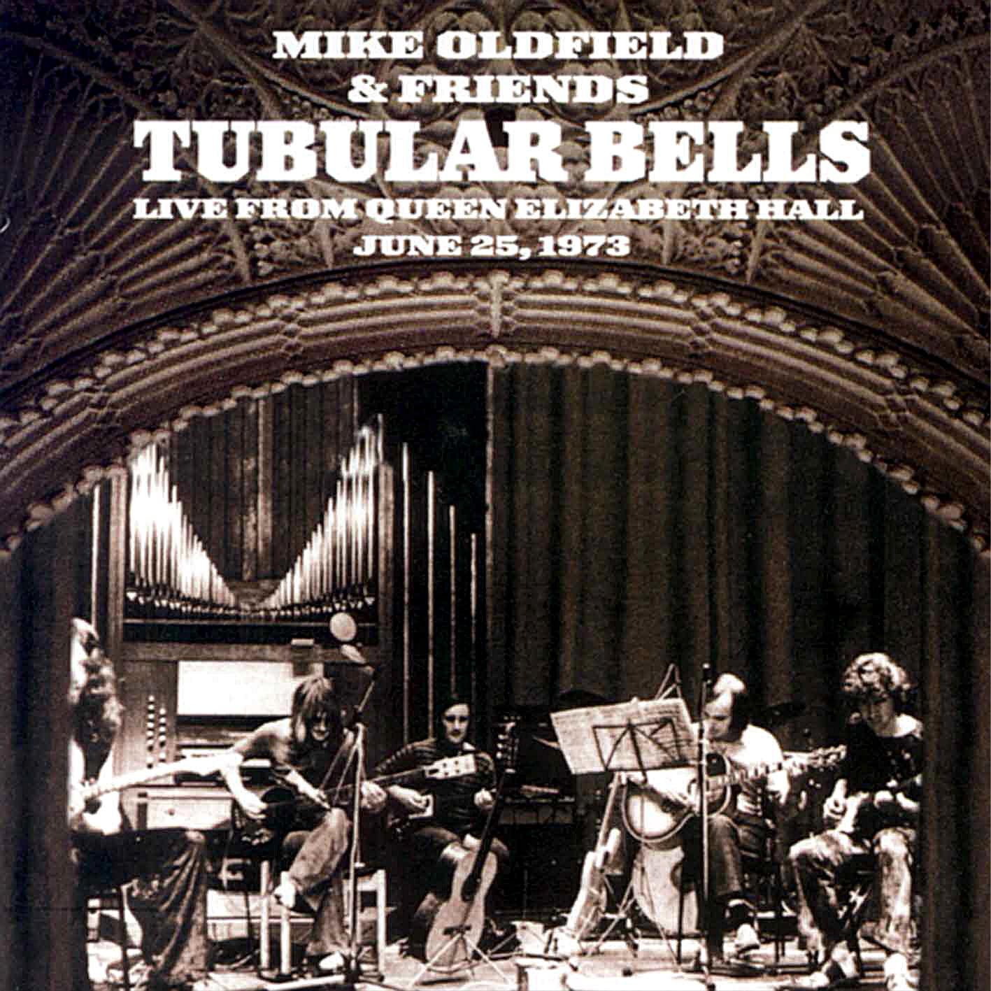 Tubular Bells ของ Mike Oldfield จะกลับมาแสดงในลอนดอนในฤดูร้อนนี้ 2