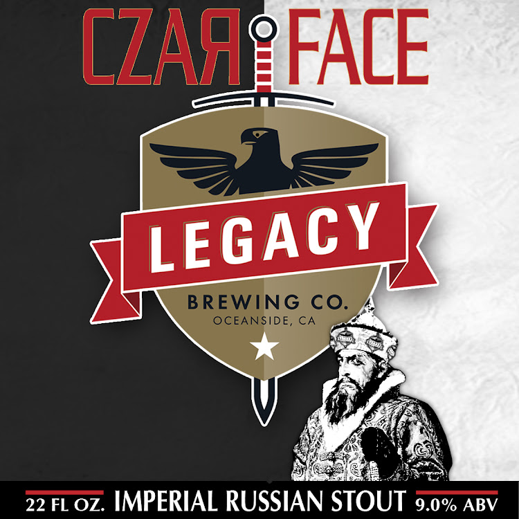 Logo of Czarface Russian Imperial Stout