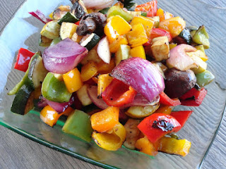 Balsamic Grilled Vegetables Recipe