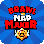 Brawl Map Maker for Brawl Stars