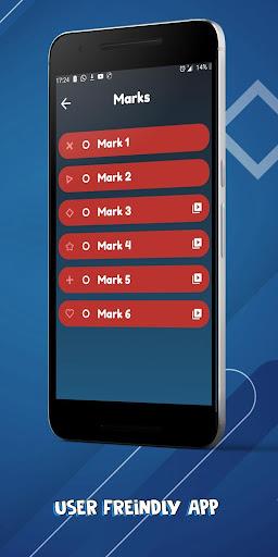 Tic Tac Toe 2 Player 5.2 screenshots 2