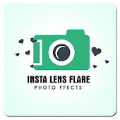 Insta Lens Flare Photo Effects