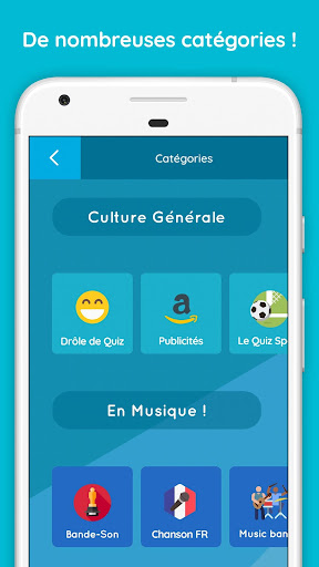 Quiz de Culture Gu00e9nu00e9rale 1.0.4 screenshots 2