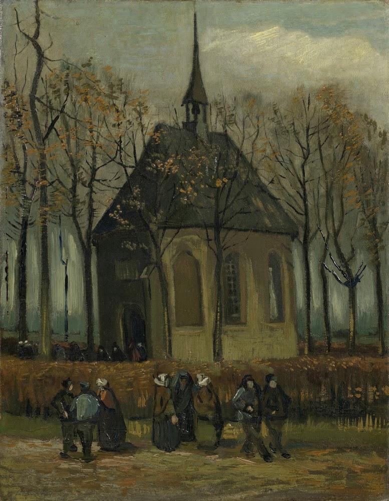 Похищенные 15 лет назад картины Ван Гога возвращены вмузей художника