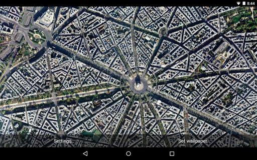 Earth View Live Wallpaper 1.1.0 screenshots 4