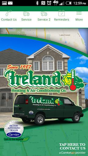 Ireland Heating AC