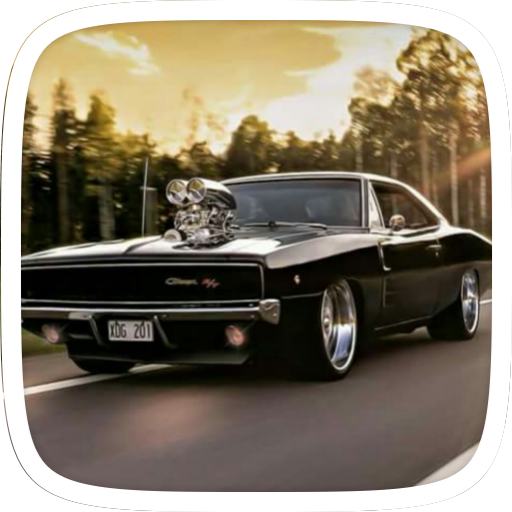 Muscle Cars for Samsung