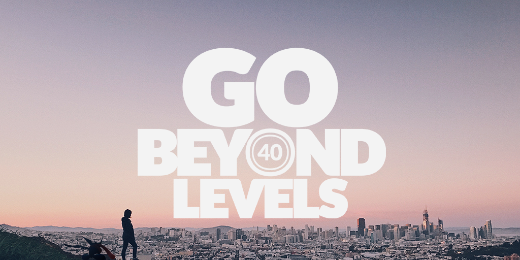 GO Beyond: Level up redesign coming soon; level cap increased to 50!