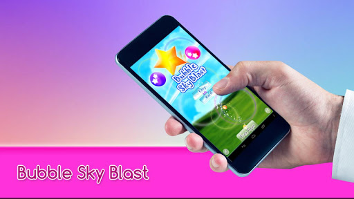 Bubble Sky Blaster PRO