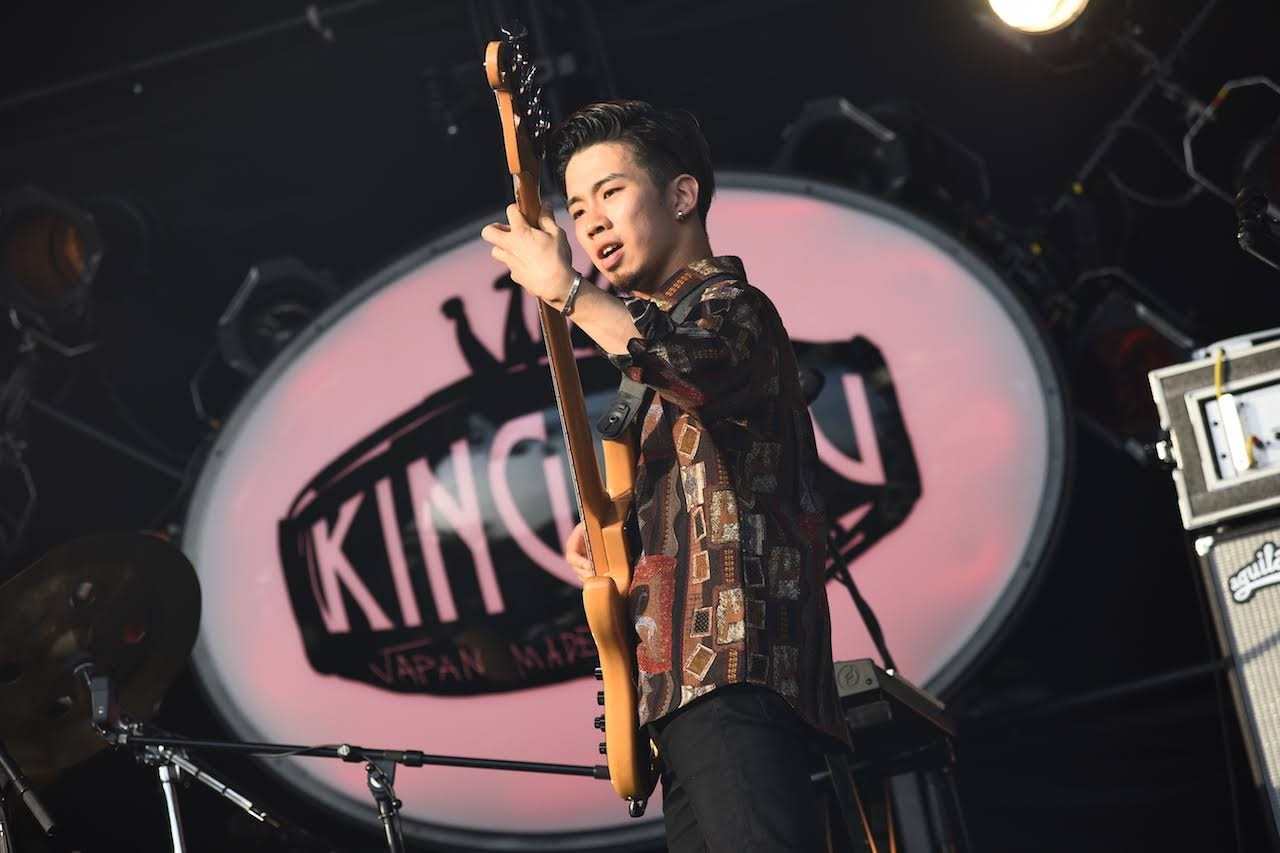 【迷迷現場】METROCK 2019  King Gnu 現場功力強炸!