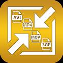 Video Compressor PRO - Resize & Compress Video icon