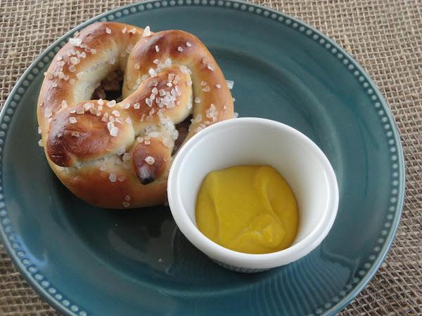 German Soft Pretzels Recipe