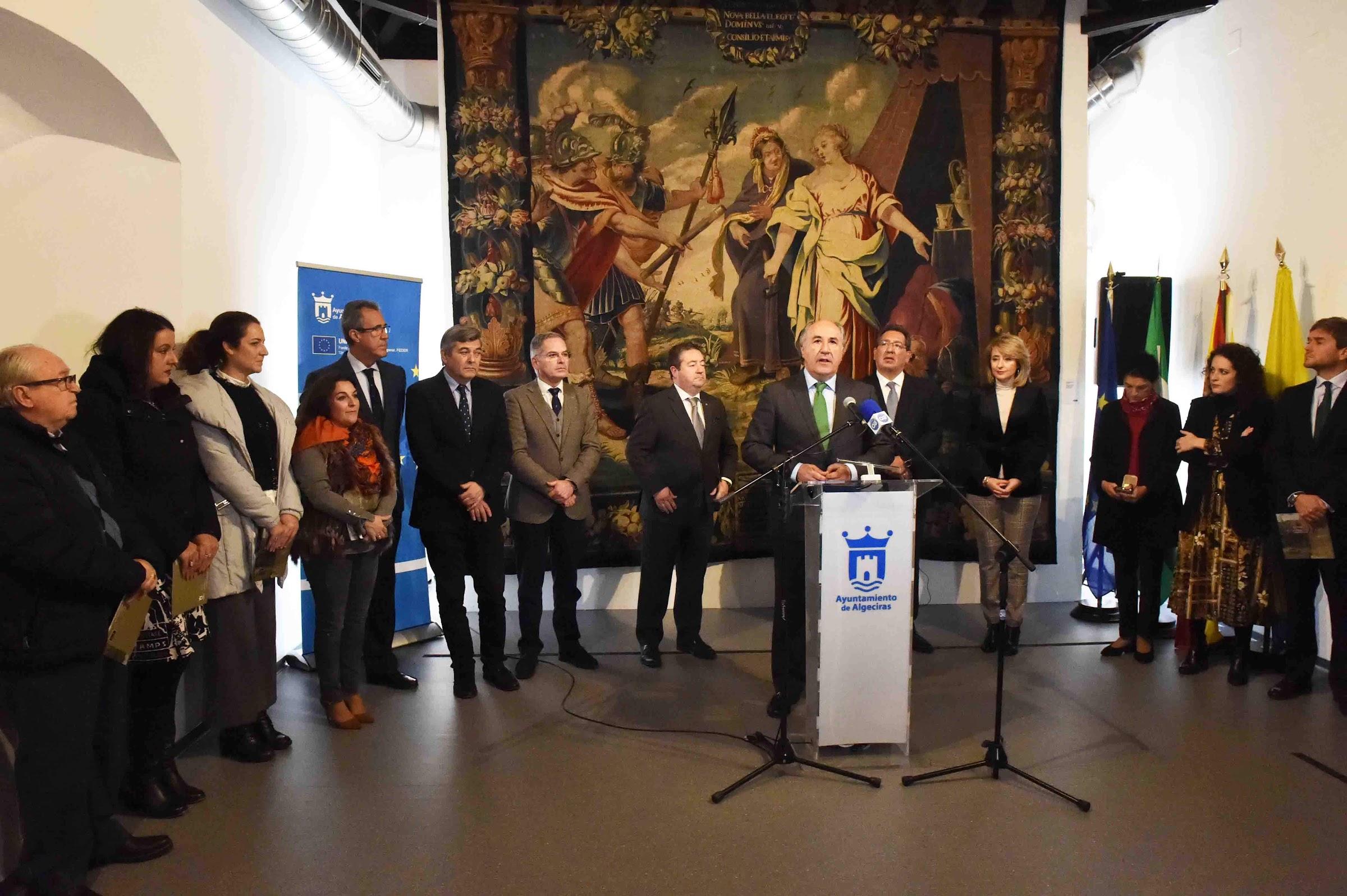 """Inaugurada la exposición """"El Barroco en la Fundación Cajasol"""""""