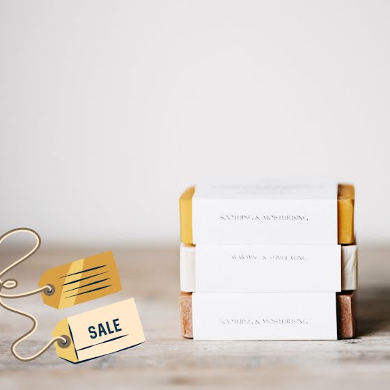 Tag Sale Discount - Instagram Post Template