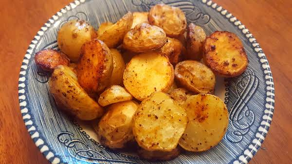 Oven Roasted New Potatoes