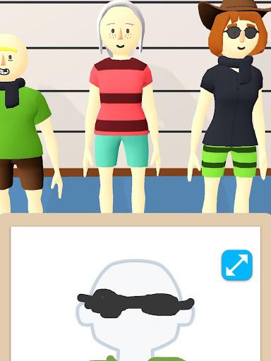 Line Up: Draw the Criminal apktram screenshots 8