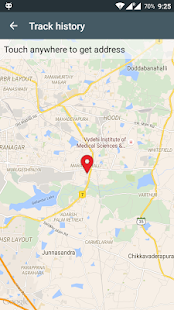 Mobile Tracker ( Location )- screenshot thumbnail