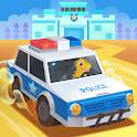 Dinosaur City - Magical Block Kingdom for Kids icon