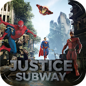 Endless Subway Avengers:Justice VS Injustice Clash