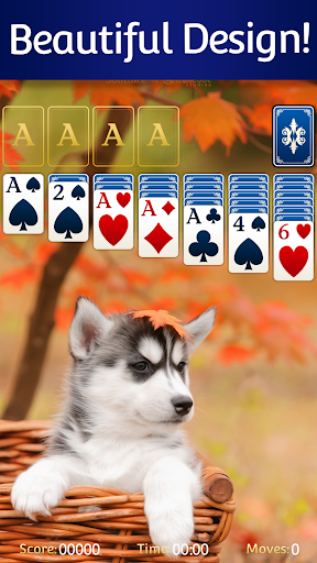 Solitaire Classic 1.7.2 screenshots 2