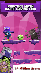 Monster Math by Makkajai Edu Tech Private Limited APK screenshot thumbnail 1