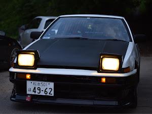 スプリンタートレノ AE86 昭和59年 GTVのカスタム事例画像 どぅさんの2020年07月08日20:35の投稿