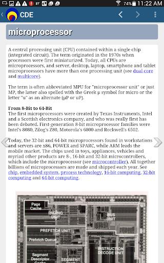 【免費書籍App】Computer Desktop Encyclopedia-APP點子