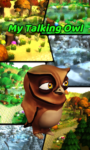 My Talking Owl 1.0.4 screenshots 2
