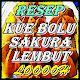 Resep Kue Bolu Sakura Lembut Kekinian Download on Windows