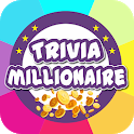 Trivia QuizUp Millionaire: General Knowledge icon