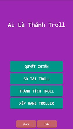 Thánh Troll, Ai la Thanh TROLL 4.0 screenshot 727129