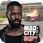 Mad City Top Secret Hangar