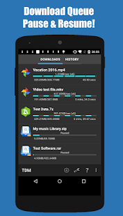 Turbo Download Manager (and Browser) 2