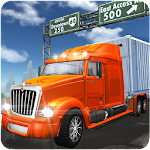 Transport Truck Simulator USA Icon