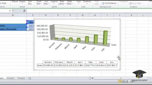 Tutorial for Ms Excel PRO HD