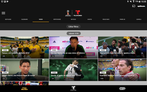 Telemundo Deportes - En Vivo for Android - Download
