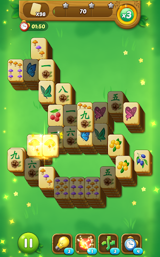 Mahjong Forest Journey modavailable screenshots 3