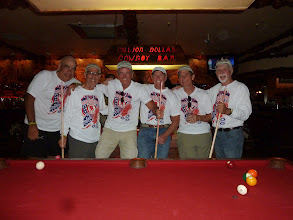 Photo: Team Shot at Million Dollar Bar