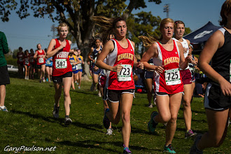Photo: JV Girls 44th Annual Richland Cross Country Invitational  Buy Photo: http://photos.garypaulson.net/p110807297/e46cfbb62
