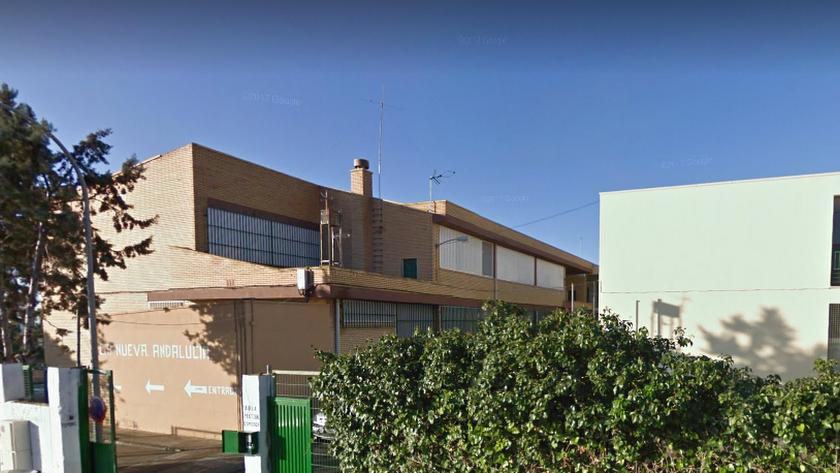 Imagen de archivo del colegio Nueva Andalucía de La Curva.